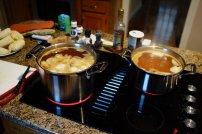 gotowanie, garnki